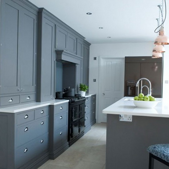 Hand Painted Kitchen Design Ideas ~ Hand painted kitchens