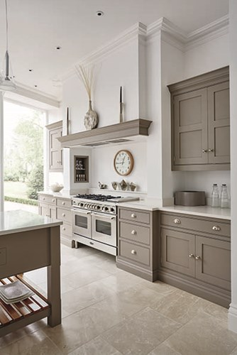 Tom howley hand painted kitchens for Perfect kitchen harrogate takeaway
